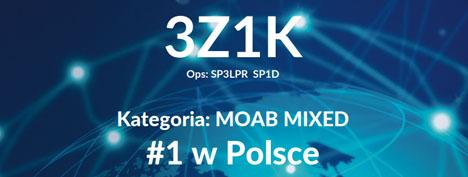 SP DX 2021